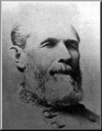 Confederate Brigadier General William Tatum Wofford