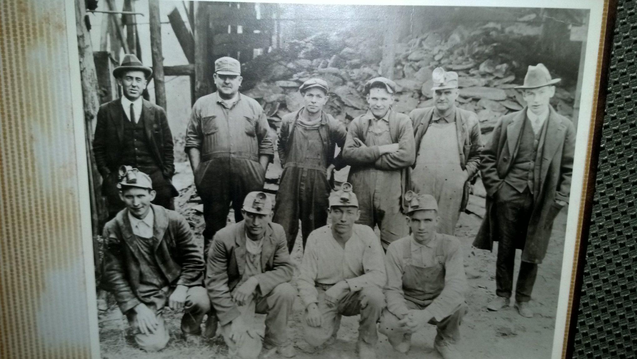 Big Tom Mine Crew